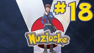 Pokemon Y Nuzlocke Blind PART 18: Handled