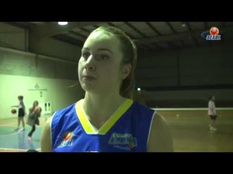Round 3 Post Game Interview - Sarah McAppion (Canberra Caps Academy)
