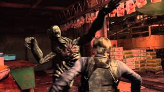 Resident Evil 6 Leon All Death Scenes Part 2 HD