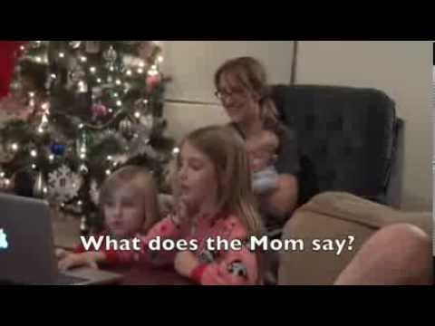 What Does the Mom Say? (Parody of 'The Fox' by Ylvis)