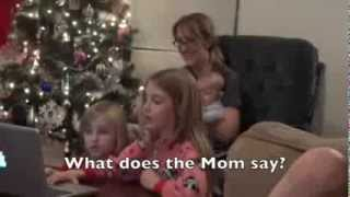 What Does The Mom Say? (Parody Of 'The Fox' By Ylvis