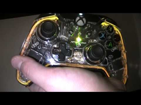 afterglow xbox one controller manual