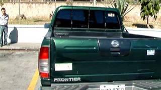 Nissan Frontier Doble Cabina 4x4 (1).AVI