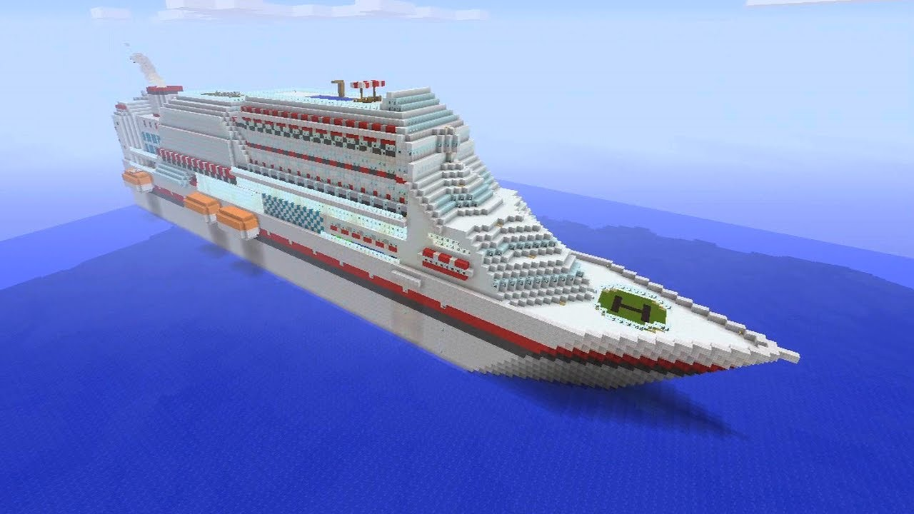 Let S Build A Cruise Ship