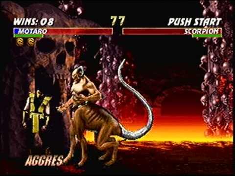 Mortal Kombat Trilogy N64 Cheats