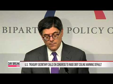 Jack Lew: U.S. could default on debt by 'end of month'