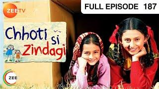 Chhoti Si Zindagi - Episode 187 - 15-12-2011