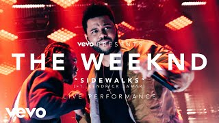 The Weeknd - Sidewalks (Vevo Presents) ft. Kendrick Lamar