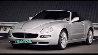 Maserati 4200 GT Spyder review