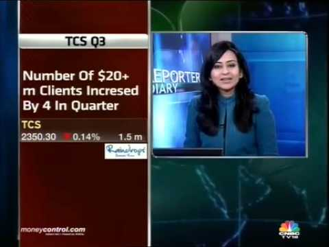 TCS Q3 review: Experts divided on margins, rev performance -  Part 1