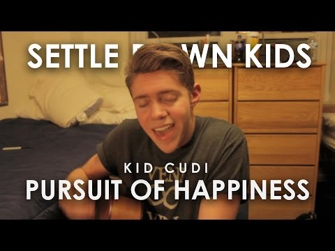 Kid Cudi - Pursuit of Happiness Cover by Jonah Green