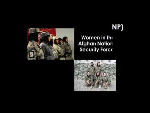 Webinar: Empowering Women in Afghanistan Post 2014 and the Afghan Elections