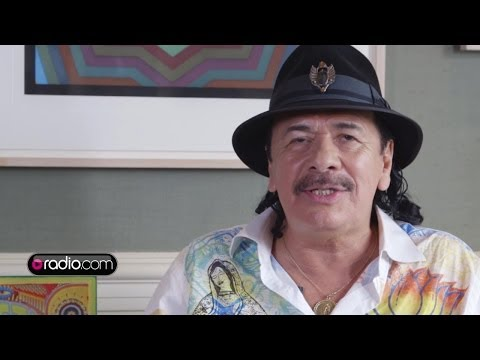 Carlos Santana Talks New Album