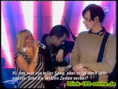 blink 182   i miss you live in germany