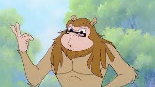 Leví kráľ Simba - 18 Augustínove okuliare