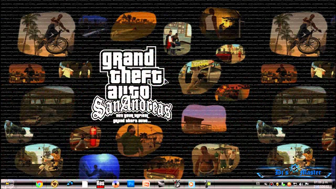 descargar el gta san andreas para windows 7