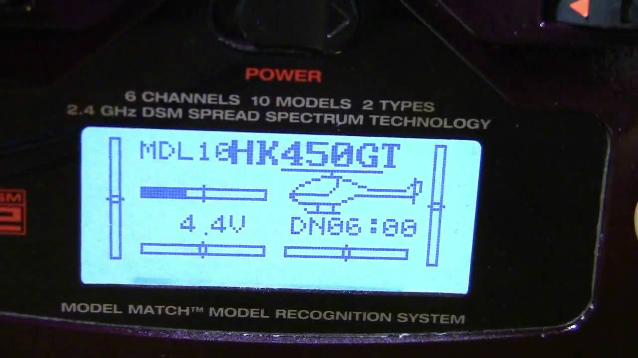 spektrum dx6i manual pdf download