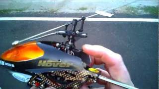 Double Horse 9100 RC Heli Awesome Modification