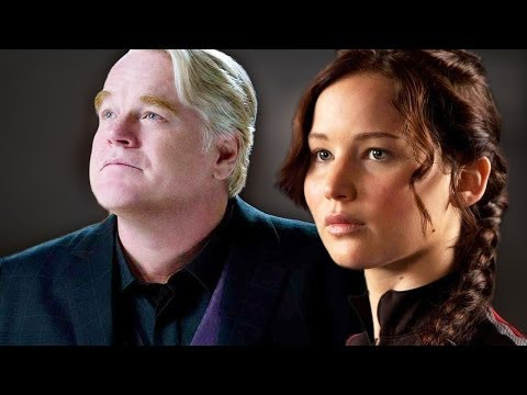 Jennifer Lawrence Reacts To Philip Seymour Hoffman