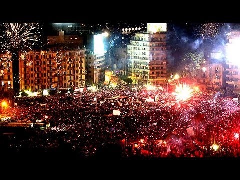 Egypt celebrates as Mohammed Morsi is ousted