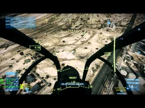 BF3 heli ownage