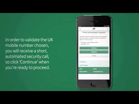 Pay a Contact from Lloyds Bank