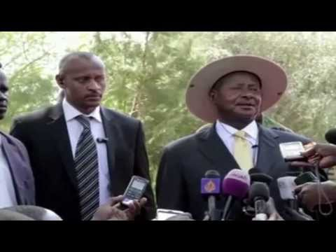 SOUTH SUDAN CRISIS:  Museveni threatens Riek Machar with 'defeat'