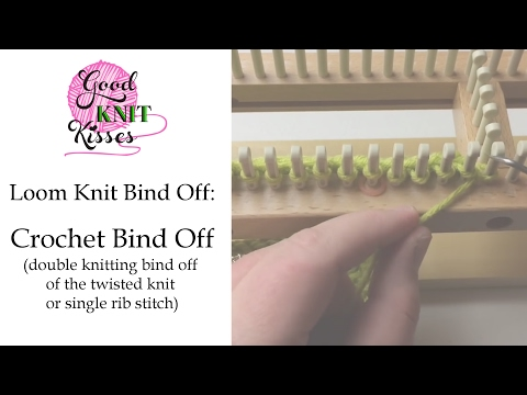 How To Loom Knit : Casting Off - Instructables - DIY How