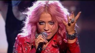 Amelia Lily Rocks Billie Jean The X Factor 2011 Live