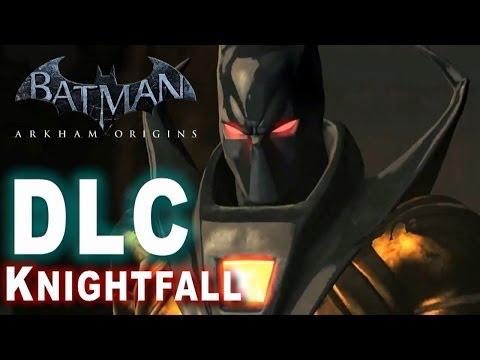 Batman Arkham Origins - Knightfall DLC Campaign & Azrael Batman Lore