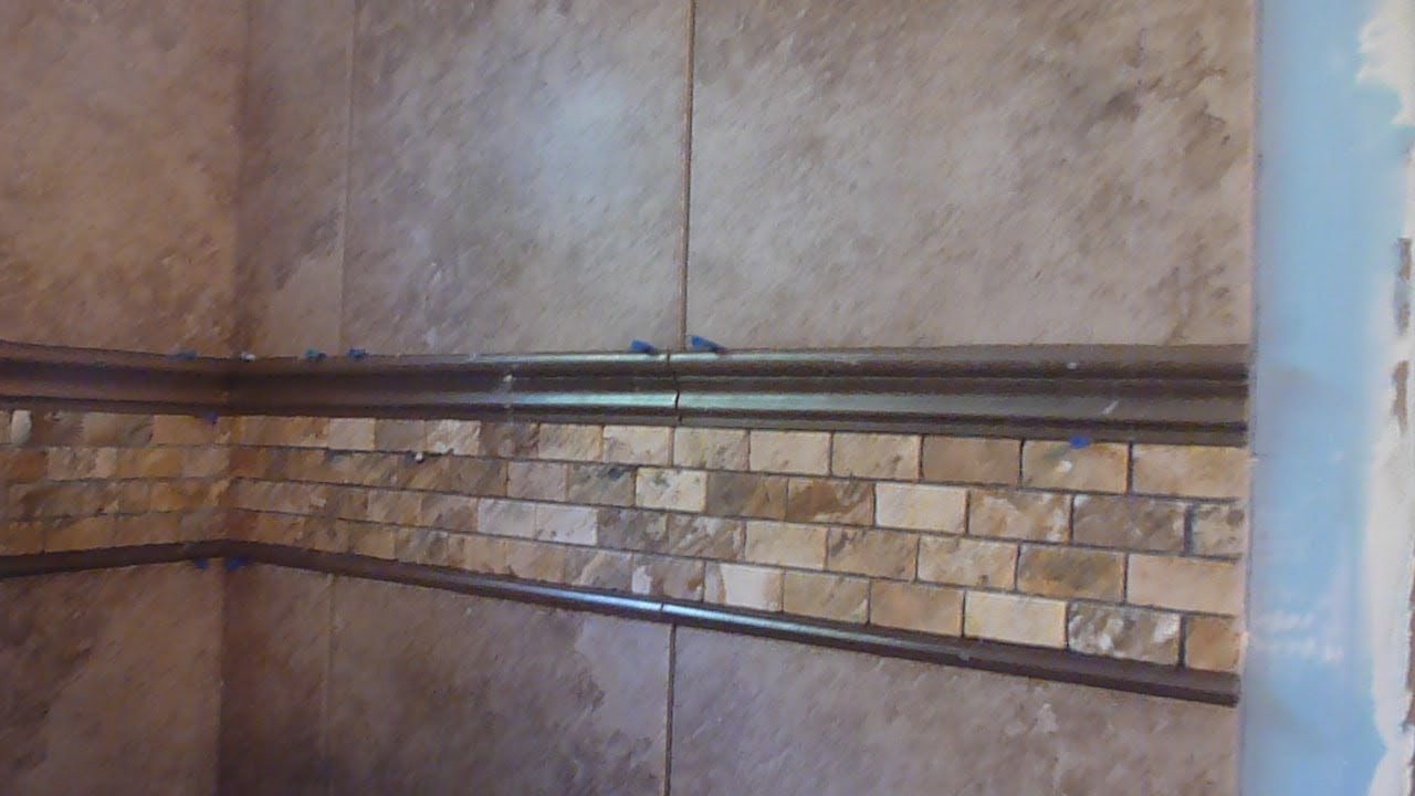 Part Quot 3 Quot How To Tile 60 Quot Tub Surround Walls Installing