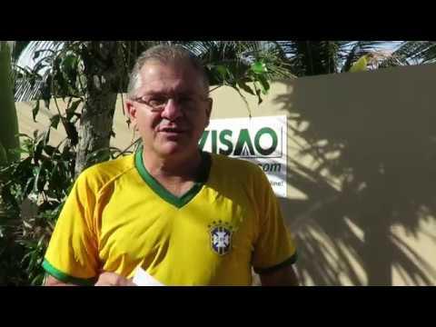 Começam as emoções da Copa do Mundo