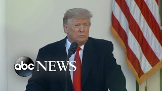 President Trump announces deal to reopen government [FULL SPEECH from Rose Garden]