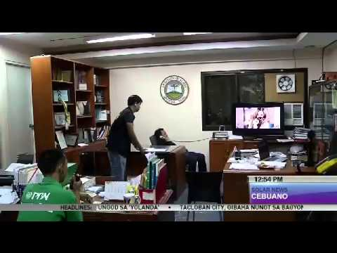 Solar News Cebuano Nov  8, 2013