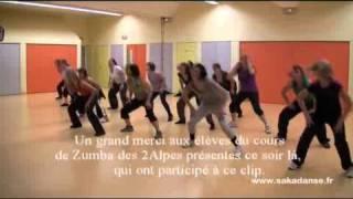 SAKADANSE Chorégraphie Flash Mob Danza Kuduro