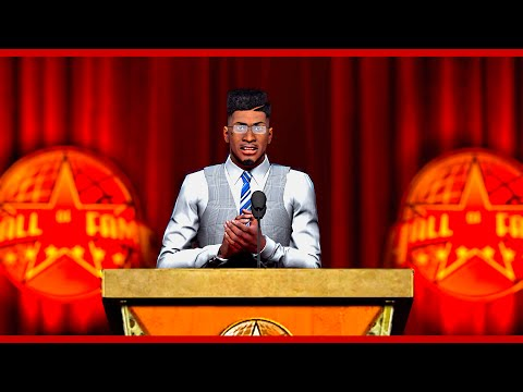 THE RETIREMENT | THE GREATEST HALL OF FAME SPEECH | NBA 2k16 MyCareer