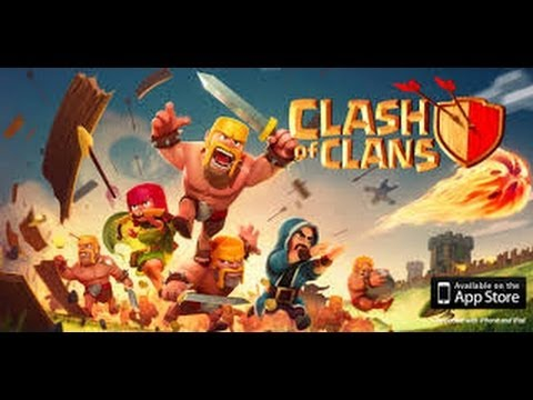Clash of Clans: Ep1 - iPhone App Game - YouTube