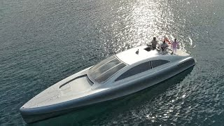 a YACHT for his 18th BIRTHDAY