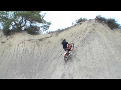 Toni Bou Dirtyflows Season 2009