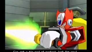 Megaman X Anime Movie Full Part 2