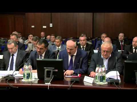 Глава КЧР принял участие в заседании Национального антитеррористического комитета РФ