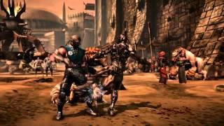 Mortal Kombat X - Kombat Pack 2 Játékmenet Trailer
