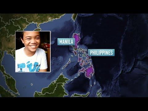 Rookie Reporter Pablo tells us about Typhoon Rammasun.