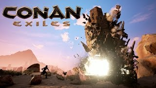 Conan Exiles - Build in the World of Conan