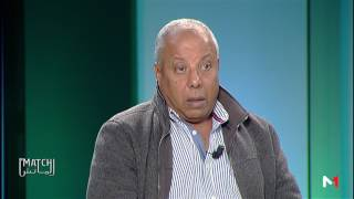 تصريحات قوية من امحمد فاخر ضد الرئيس حسبان و مسؤولي الرجاء