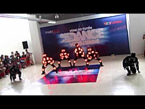 BCA - Got to Dance 2013, vòng Sơ tuyển