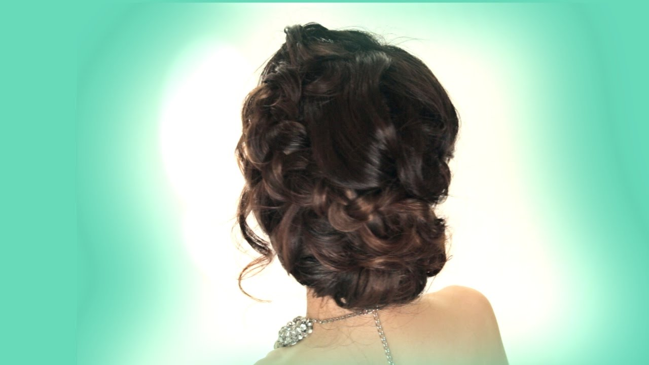 Bridal Hairstyle Video Hairstyles Photos