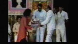 Sai Baba's Magic Trick