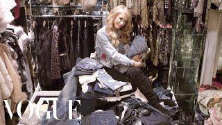 Inside Paris Hilton's Closet and Denim Collection | Vogue