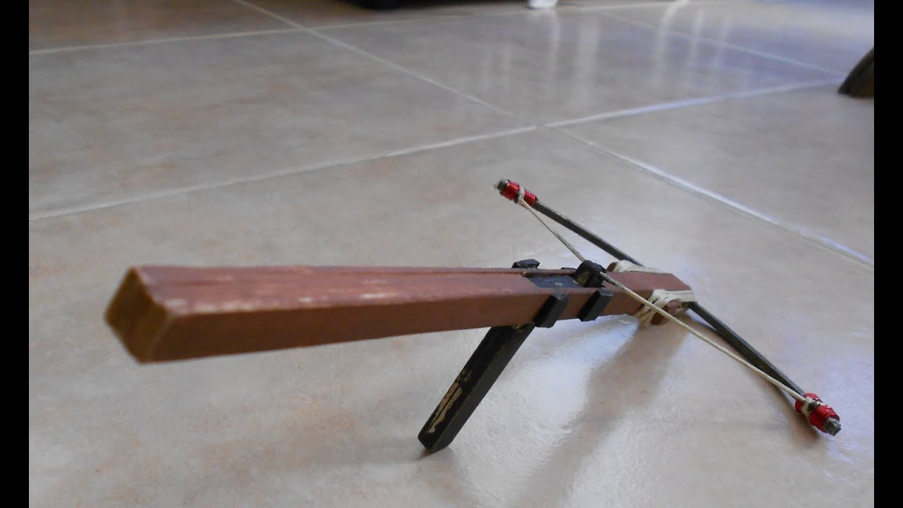 Homemade Crossbow String Best Home Design And Decorating Ideas